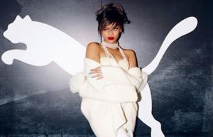 Rihanna se convierte en la Directora creativa de Puma