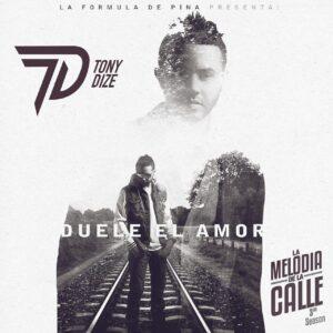Tony Dize – Duele El Amor (Prod. PINA RECORDS)