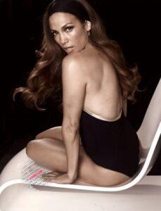 Filtran fotos sin retoque de Jennifer Lopez