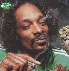 Snoop Dogg lanza página web sobre la marihuana