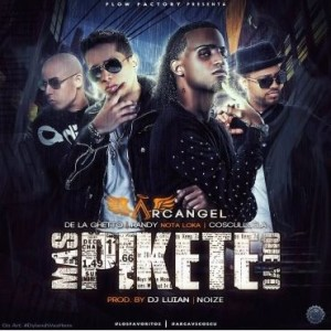 Cosculluela, De La Ghetto, Randy, DJ Luian Y Arcangel – Mas Piquete Que Yo (Los Favoritos)