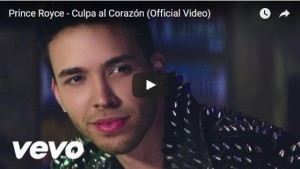 Prince Royce – Culpa Al Corazón (Official Video)