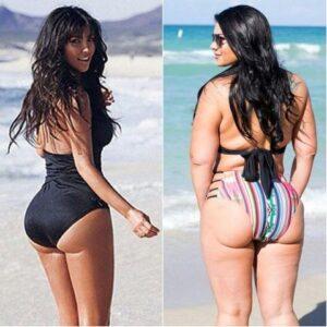11 mil dólares para tener el trasero de Kim Kardashian