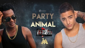 Charly Black Ft. Maluma – Party Animal (Official Remix)