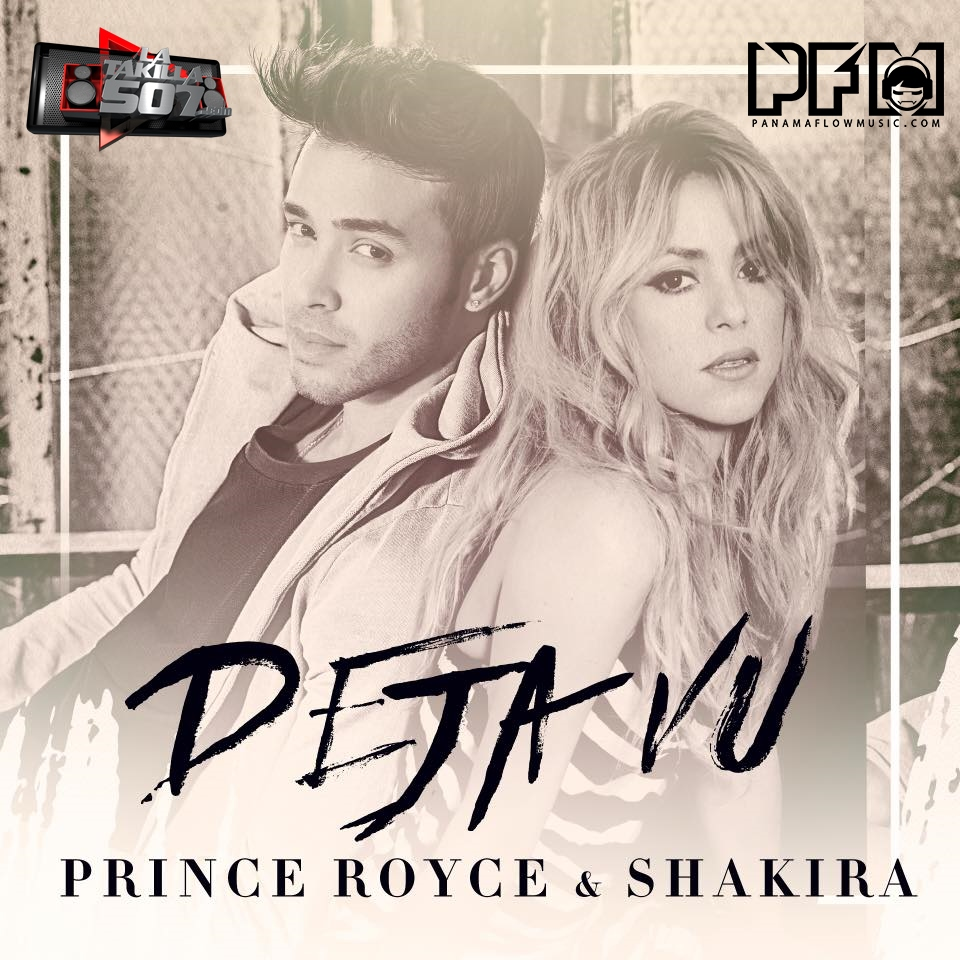 Prince Royce Ft. Shakira – Deja Vu
