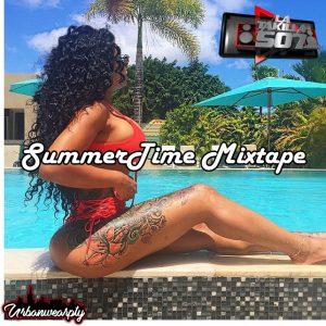 SummerTime Mixtape Dj Fello