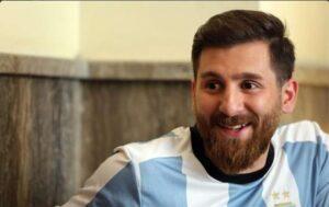 Messi tiene un clon y vive ¡en Irán!