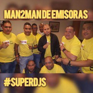 Tanda De Super Q (Man2Man De Emisoras)