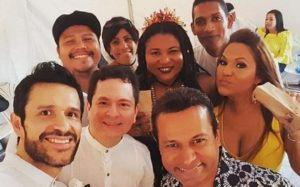 La agrupación ganadora de Viña del Mar Afrodisíaco lanza tema con los Sandoval