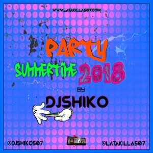 Party Summer Time Vol 1 by dj Shiko507
