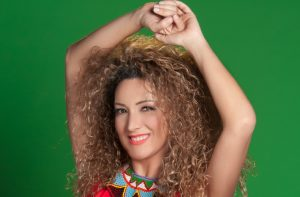 Erika Ender fue honrada con el Global Icon Award