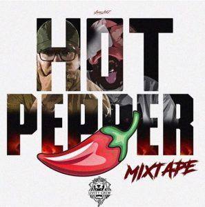 Hot Pepper Mixtape by Livity Crew
