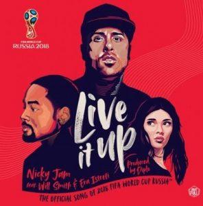 Nicky Jam Ft. Will Smith ft Era Istrefi – Live It Up