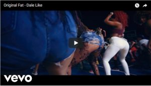 Original Fat Ft Dubosky – Dale Like (Video Oficial)