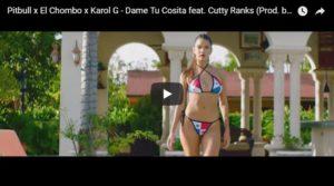 El Chombo Ft Pitbull, Karol G, Cutty Ranks – Dame Tu Cosita (Video Oficial)