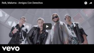 Reik, Maluma – Amigos Con Derechos (Official Video)