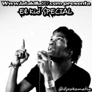 El Kid Mixtape by j Xokomatic