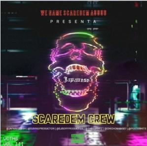Japanese – ScareDem Crew