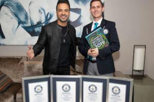 'Despacito' rompe siete títulos de Récord Guinness