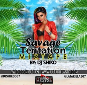 Savage Tentation MixTape