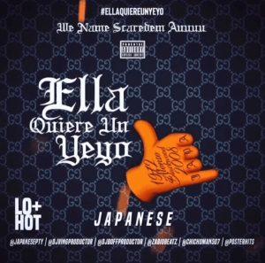 Japanese – Ella quiere un Yeyo