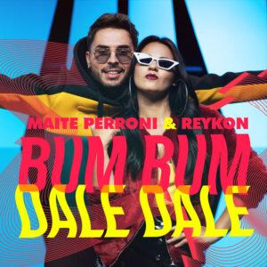 Maite Perroni Ft. Reykon – Bum Bum Dale Dale