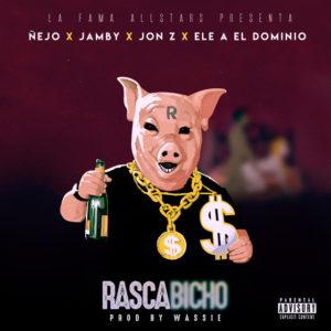 Ñejo, Jon Z, Ele A El Dominio, Jamby el Favo – Rascabicho