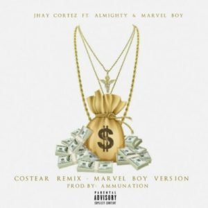 Jhay Cortez Ft. Almighty y Marvel Boy – Costear Remix