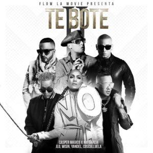 Flow La Movie, Casper & Nio García Ft. JLO, Cosculluela, Wisin & Yandel – Te Bote Remix II