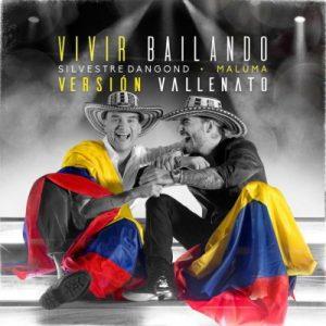 Silvestre Dangond Ft. Maluma – Vivir Bailando (Vallenato Version)