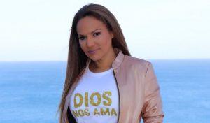 Sandra reaccionó a las críticas y juicios del sacerdote de Las Tablas