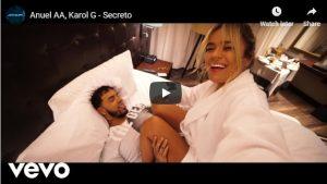 Anuel AA Ft Karol G – Secreto (Video Oficial)
