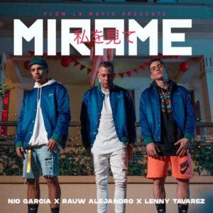 Flow La Movie, Nio Garcia, Rauw Alejandro, Lenny Tavarez – Mirame