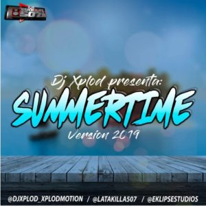 Carnival Summer Mix 2019 by DJ Xplodd (Buco Plena )