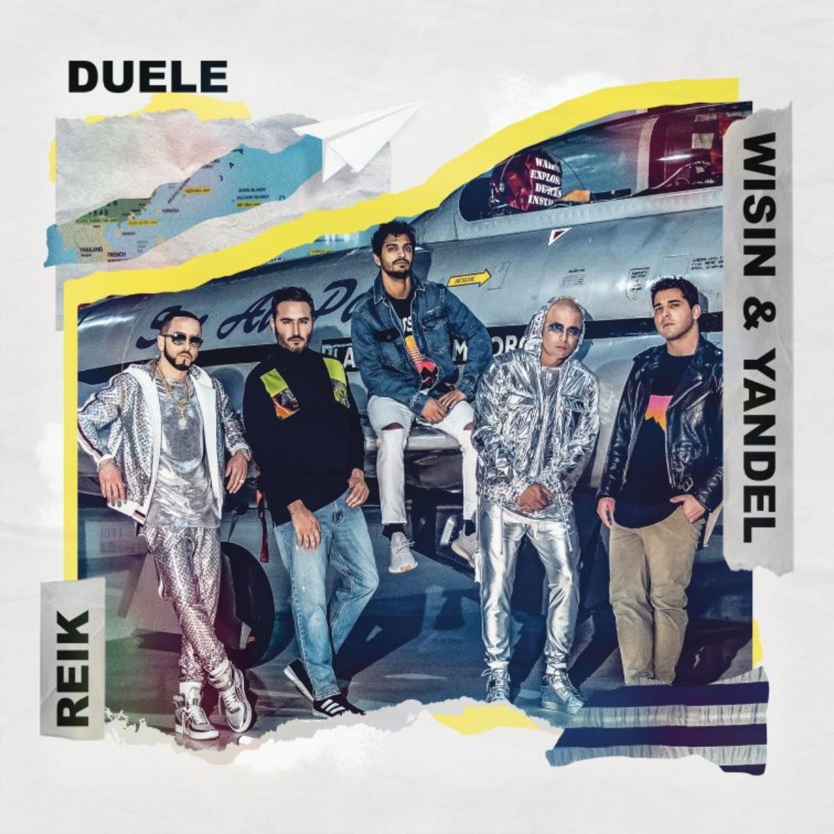 Reik Ft Wisin y Yandel – Duele