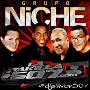 Salsa Sensual Mix 8 by Dj Silver (Tributo a Grupo Niche)